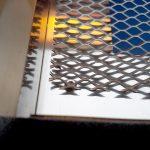 Neues Druckbett Detail