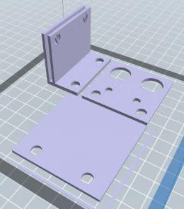 Zisternen Sensor Halterung 2.0