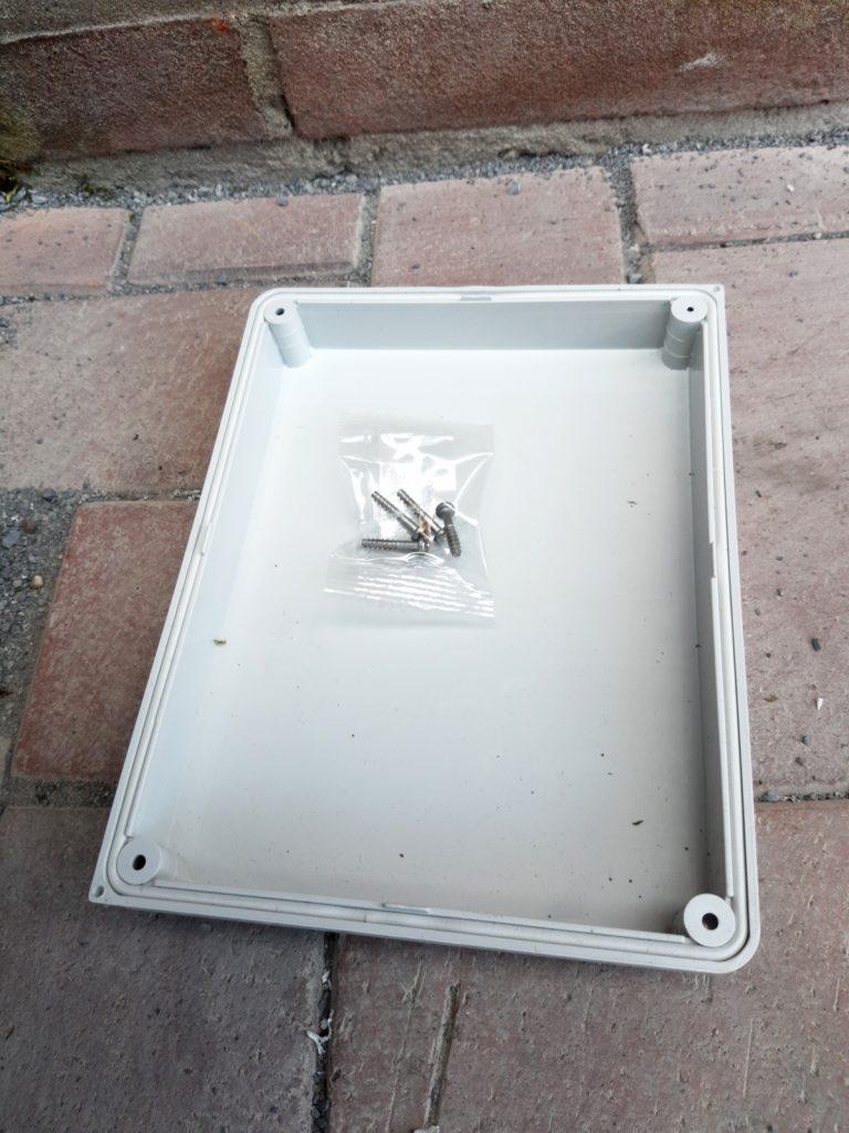 Decker der Verteilung Außenküche, IP67