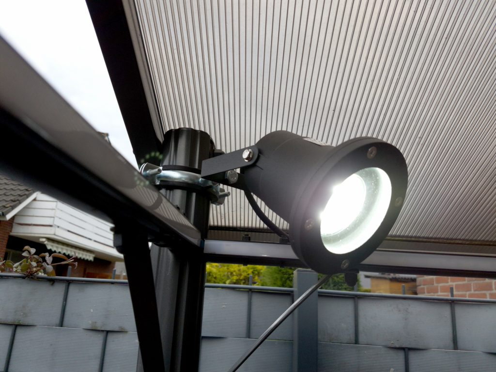 Grilllampe